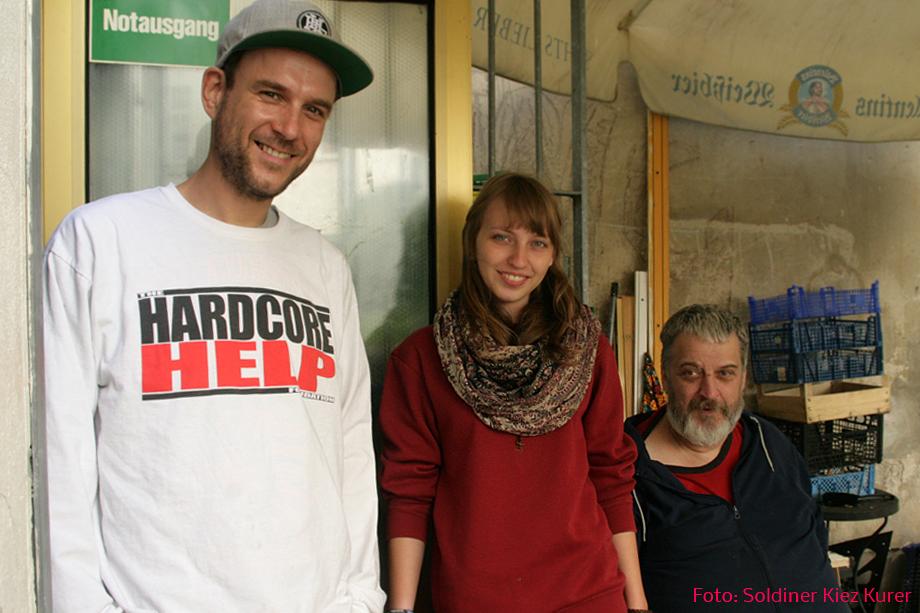 frida josephine sebastian kühn berliner obdachlosenhilfe