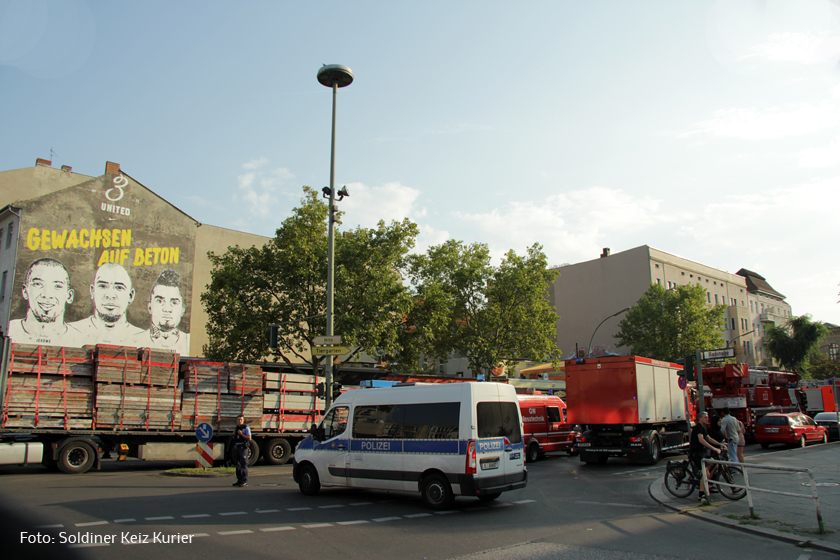 Gasaustritt in der Pankstraße  (1)
