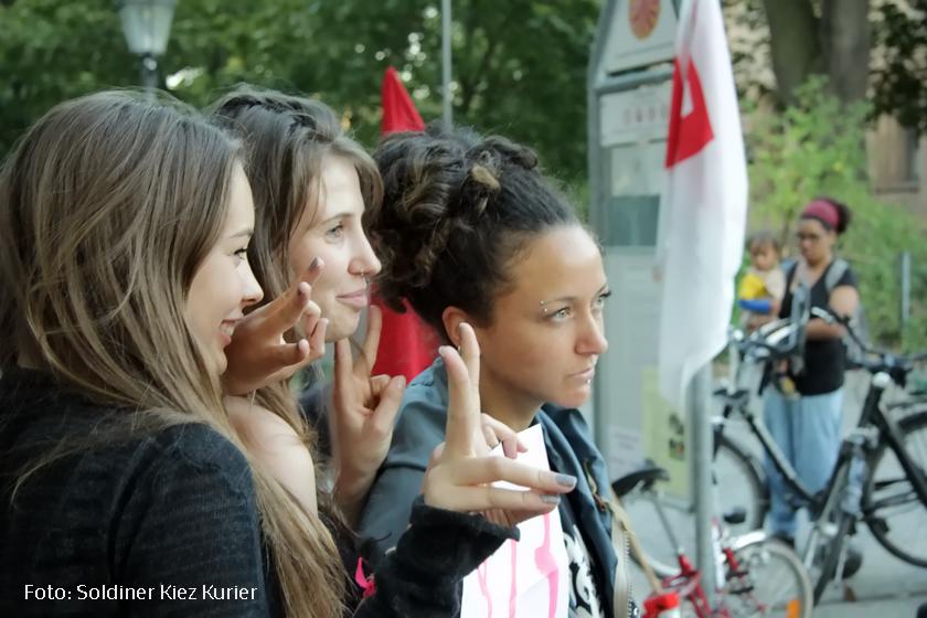 refugee schulstreik leopoldplatz kundgebung (8)
