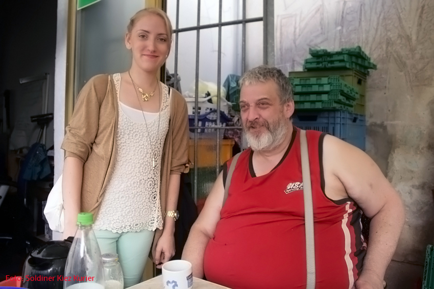 svenja und hans joachim von berliner obdachlosenhilfe e v