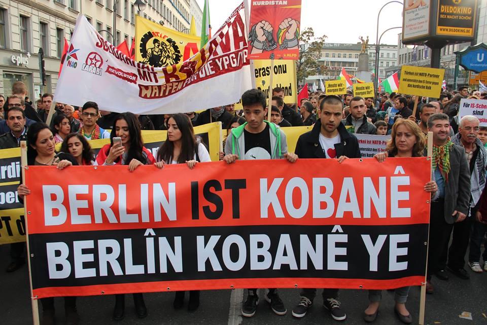 Berlin ist Kobane