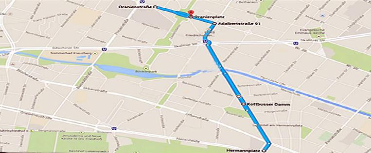 demo yeke yeke kobane shengal kreuzberg Route