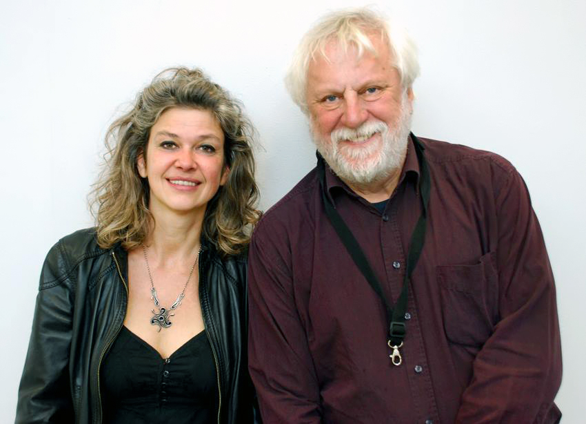 Europe Blues Train Festival Birgit Bogner Joe Kucera