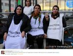Hungerstreik für kobane potsdamer Platz 1