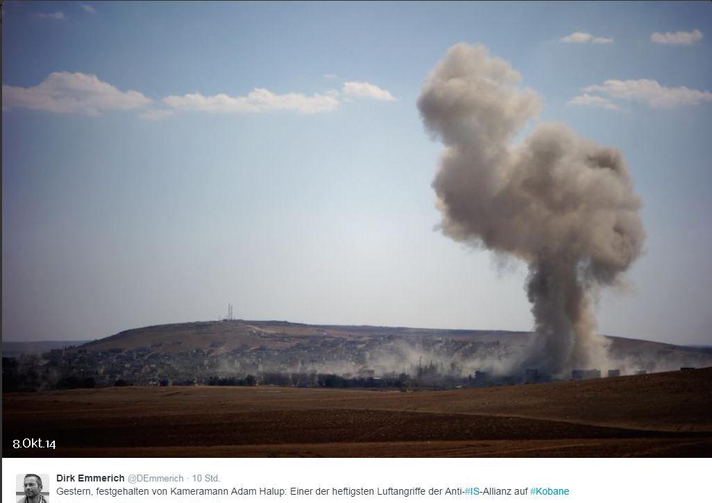 luftangriff kobane 8okt14