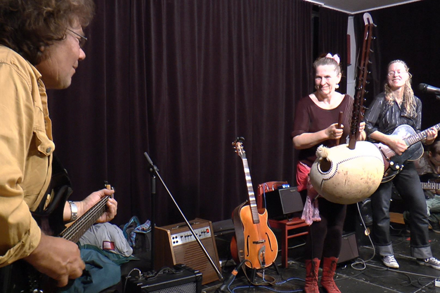 Michi Hartmann, Ellen Meyer, Ralf Eisinger by Tenthousandspoons Titel