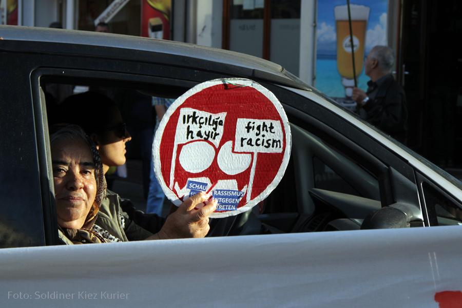 Demo gegen Rassismus NSU gedenken gesundbrunnen nov 14  (14)