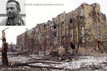 dirk emmerich flughafen Donezk waffenruhe