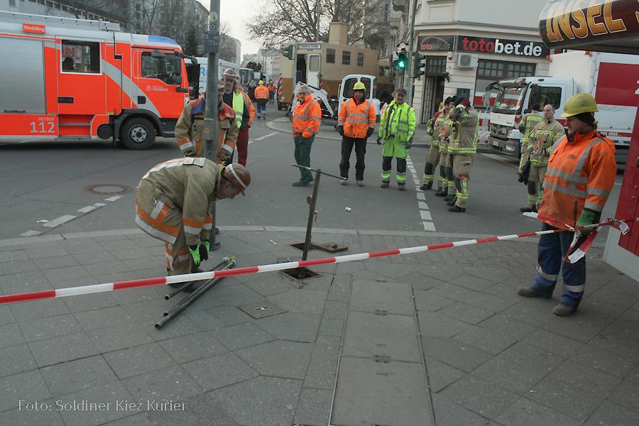 Gasunfall Badstrasse (1)