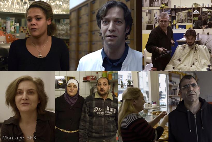 gewerbefilm Soldiner Kiez Brigitte Lüdecke
