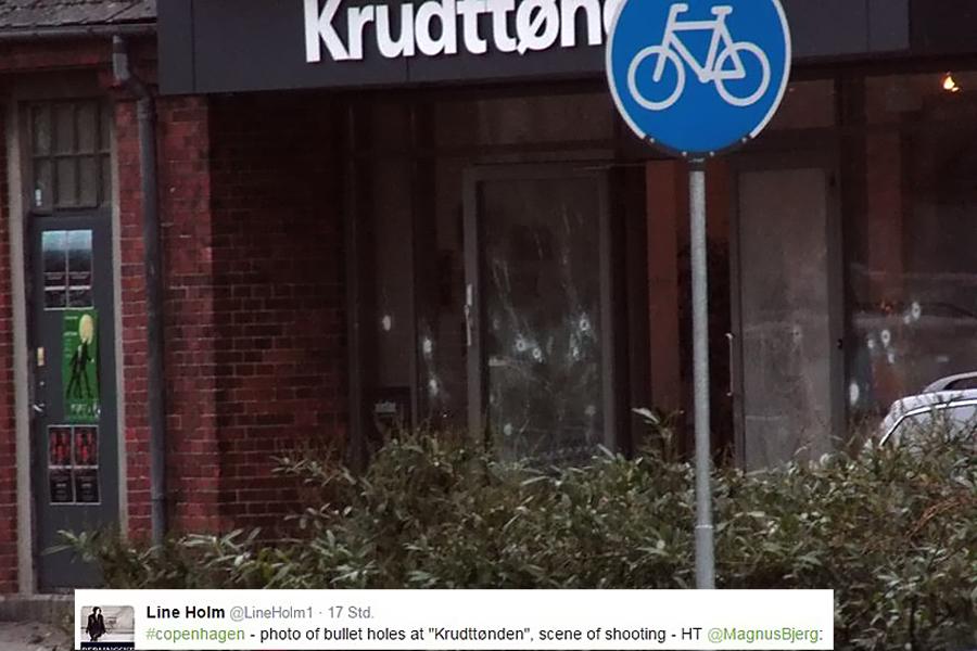 Kopenhagen terroranschlag