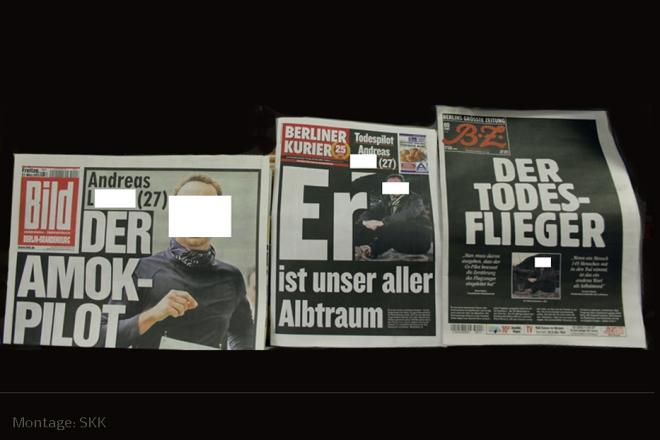 Berliner Foto Presseberichte Germanwings