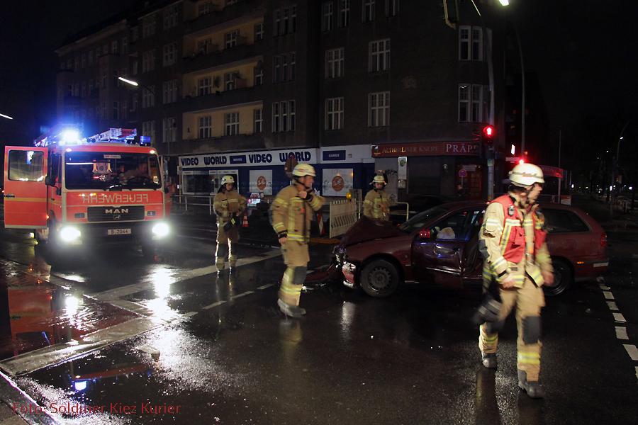 schwerer Unfall Prinzenallee ecke Osloer strasse (2)