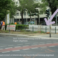 Recherche Unfälle Prinzenallee Ecke Osloer Straße Berlin Gesundbrunnen