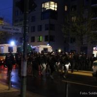 """Fotos und Demo-Bericht #Walpurgisnacht 2015 """"Organize"""" in #Berlin"""