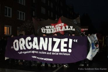 Organize - Walpurgisnacht Berlin Wedding 2015 (3)