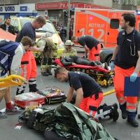 ES REICHT! Zwei Schwerverletzte im Kiez