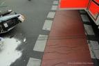 schwerverletzte motorradunfall osloer strasse prinzenallee Berlin (16)