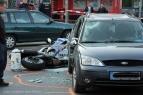 schwerverletzte motorradunfall osloer strasse prinzenallee Berlin (18)