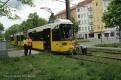 tram m13 überrolt in der Seestrasse Fahrradfahrer (2)