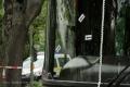 tram m13 überrolt in der Seestrasse Fahrradfahrer (5)