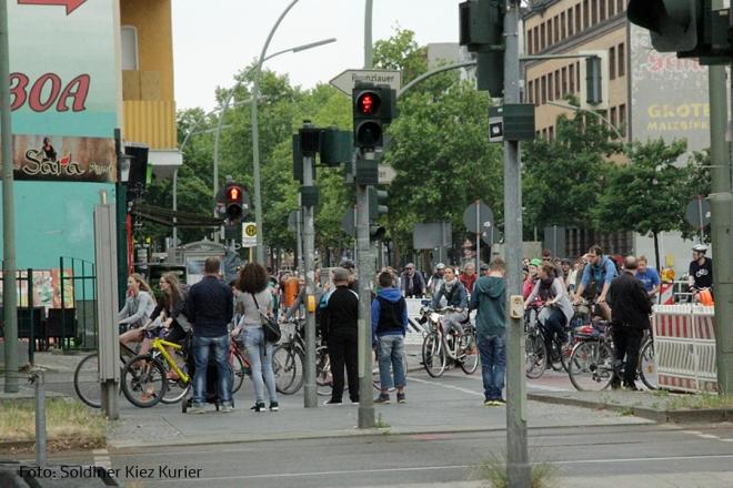 ADFC fahrrad demo 2015 (1)
