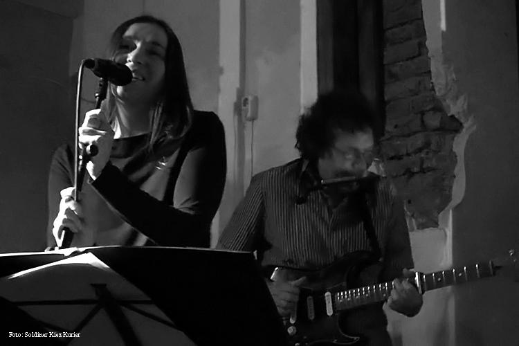 Eva Kowalski und Ralf Eisinger Band Companien