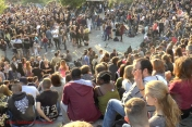 Fete de la Musique Berlin 2015 Mauerpark (7)