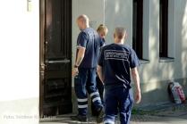 Toter bei Brand Gesundbrunnen Gropiusstraße (9)