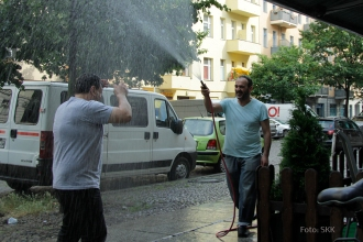 Sommer Koloniestrasse Soldiner Kiez (4)
