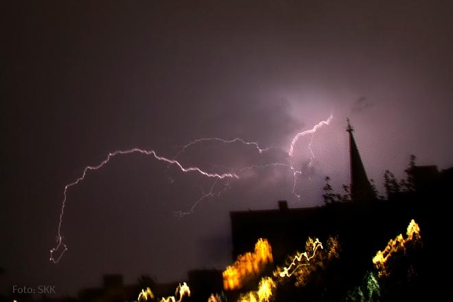 Tanz der Blitze im Soldiner Kiez (2)