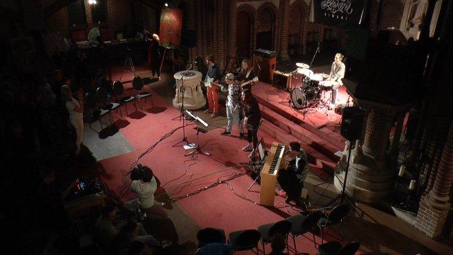 Band Kiwani und Liza Stephanuskirche (2)