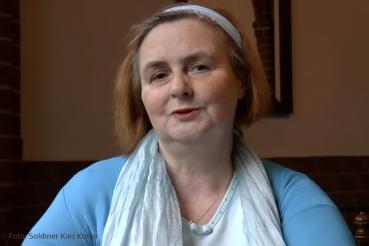 Dr Claudia Niemann Gospel gGmbh Stephanus Kirche Soldiner Kiez
