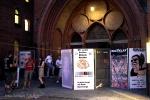 Vernissage Conrad Artworx Stephanuskirche zusammen mit Galerie Sabine Niebuhr (1)