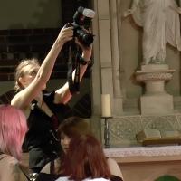 Homage an die Fotografinnen und Fotografen in der Stephanuskirche