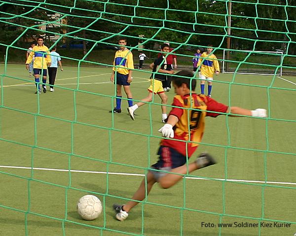 KbNa Kiezfest fußballturnier