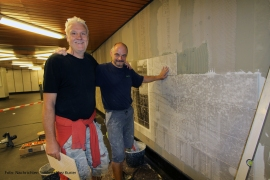 Wandbild zum Pankgrafen u bahnhof pankstrasse (6)