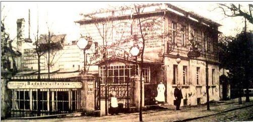 wirtshaus und Badenastalt Zum Pankgrafen
