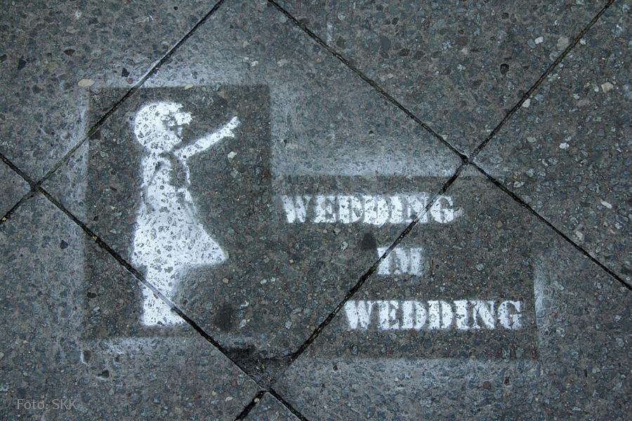 Wedding im Wedding Solidarität mit der Koloniestraße