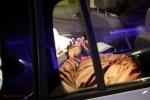 Überschlag Unfall in der Prinzenallee (7)