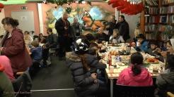 Christmas Bike Tour 2015 Santa claus on road (10)