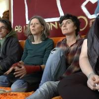 BASTA räumt Ferienwohnung in der Soldiner Straße