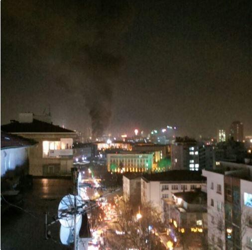 Ankara explosion