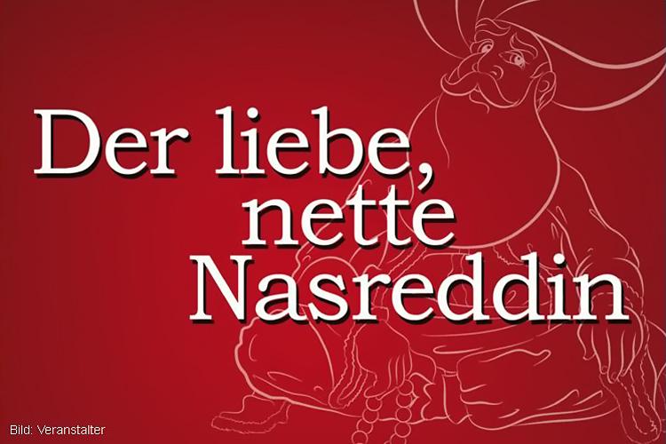 der liebe nette Nasreddin Titel