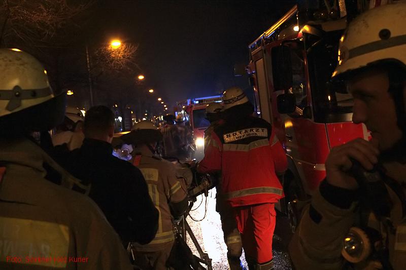 Frau verstarb bei Brand Schönhauser Allee
