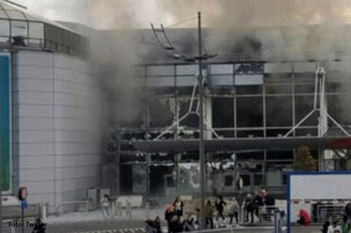 Anschlag Flughafen Brüssel2