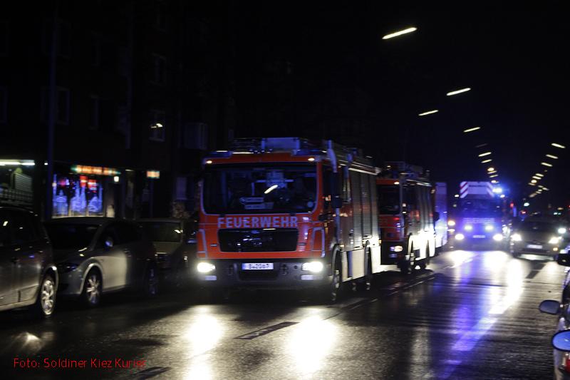 Bombenalarm in der wollankstraße Gesundbrunnen Soldiner Kiez (1)