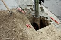 defekte Gaszuleitung Gotenburger Strasse erneuert (1)