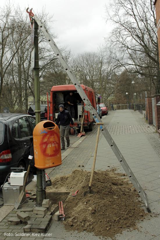defekte Gaszuleitung Gotenburger Strasse erneuert  (2)