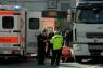 Mann von LKW totgefahren prinzenallee Soldiner Kiez (1)